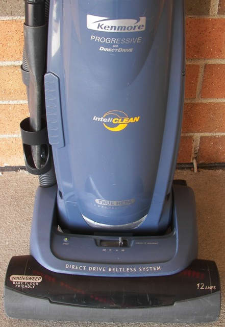 Kenmore Intelliclean System Upright Vacuum Cleaner 116