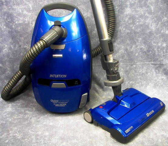 Kenmore Intuition Hepa Filter Canister Vacuum Cleaner