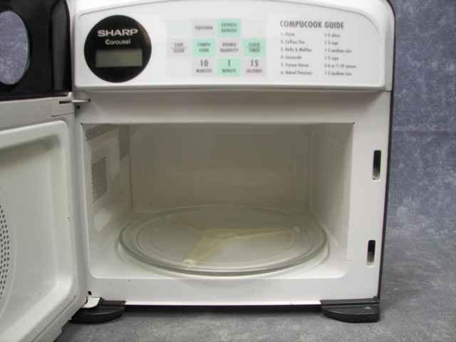 Sharp Carousel Microwave Repair Manual Bestmicrowave