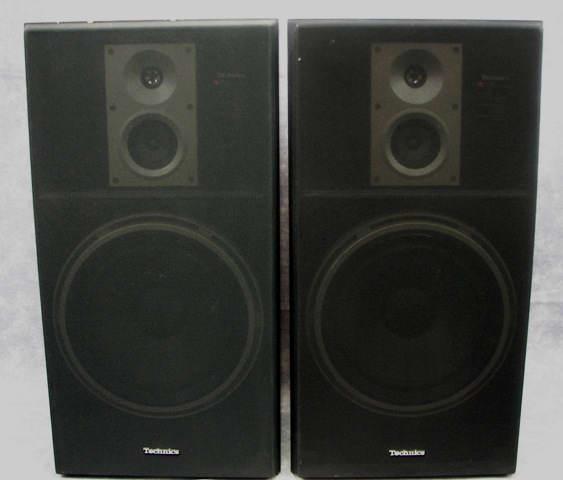 Vintage technics sb l71 stereo floor speakers 90 watt 8 for 12 floor speaker